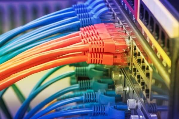 okablowanie sieci