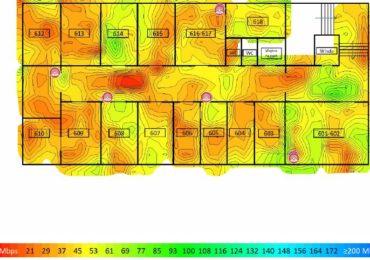 Przesył danych w sieci Wi-Fi